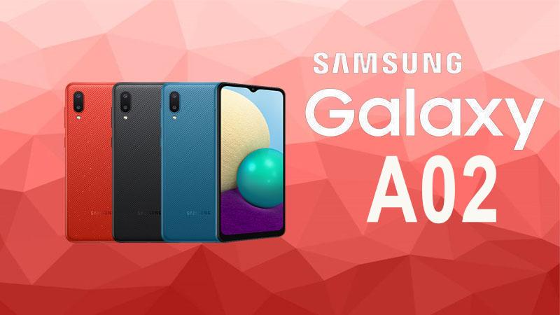 GALAXY A02
