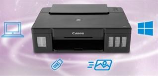 Hướng dẫn cài đặt driver máy in Canon