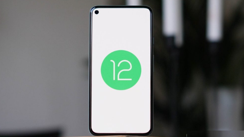 Google ra mắt Android 12