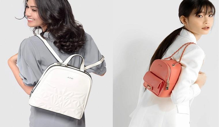 Top 3 mẫu balo thời trang nữ Juno đẹp, lịch sự hiện đại cho các cô nàng công sở