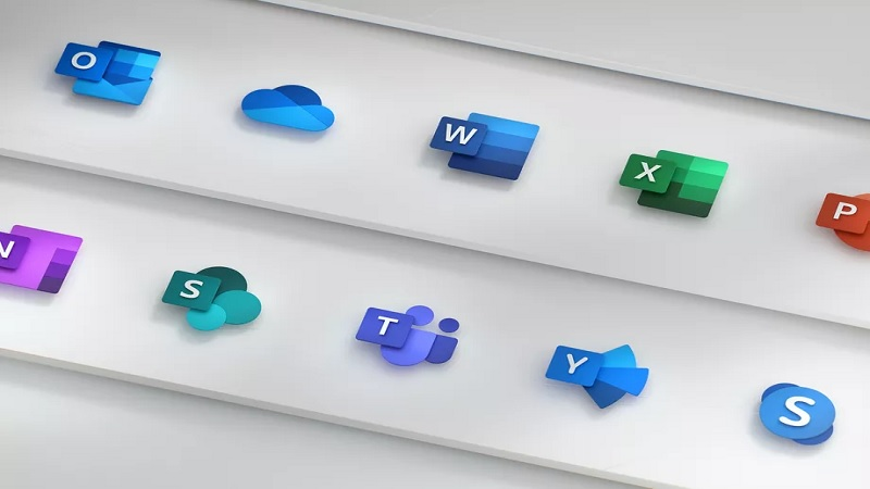 Ảnh minh họa Microsoft Office 2021