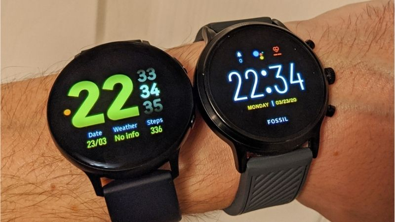 Samsung Tizen Android Wear