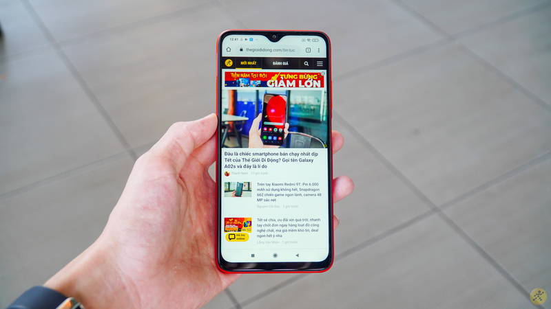 Top smartphone học online