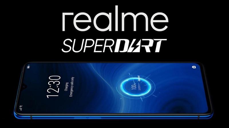 Công nghệ sạc nhanh của Realme