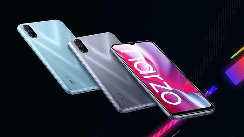 Smartphone Realme Narzo