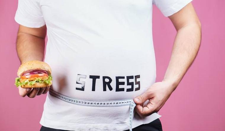 Vì sao căng thẳng khiến chúng ta béo hơn?