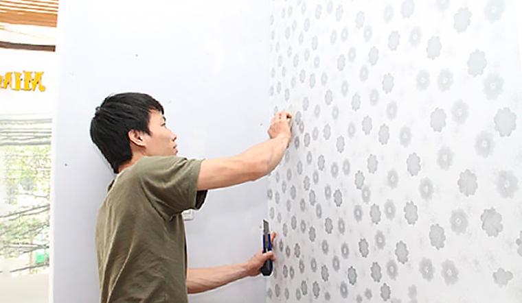 7 cách làm sạch giấy dán tường sử dụng lâu ngày như mới