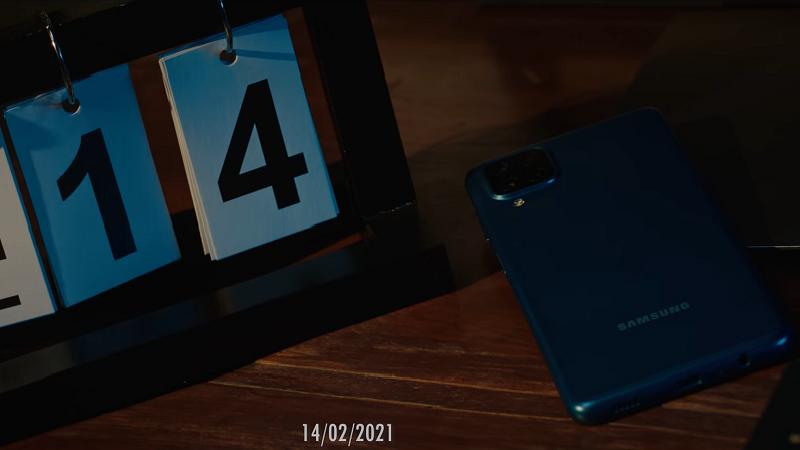 Galaxy A12 xuất hiện trong MV 'Lời xin lỗi vụng về' của Quân A.P