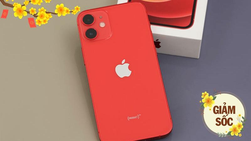 Nhanh tay đặt ngay iPhone 12 mini 128GB - mẫu iPhone có mức giảm cao nhất trong đợt này