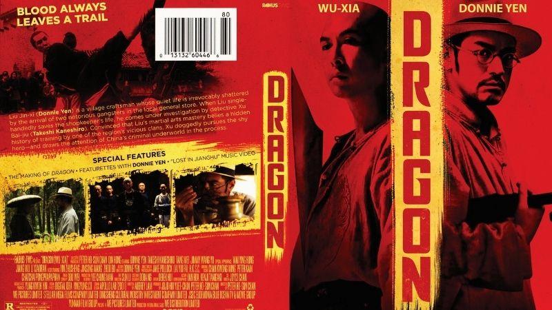 Dragon - Võ Hiệp