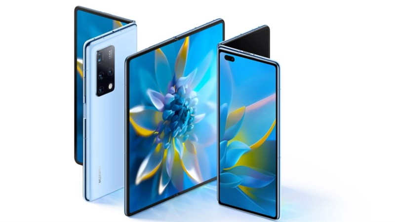 Personally, I prefer the old design on the Huawei Mate X / Xs, with the folding screen mechanism giving a much more modern, beautiful and elegant feel.  But objectively speaking, the new design on this Huawei Mate X2 is luxurious, with stylish lines around.