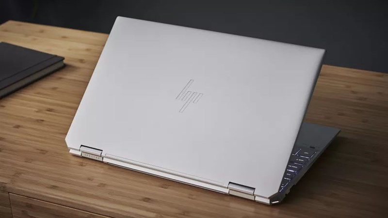 HP Specter x360 (2021) with powerful configuration upgrades.