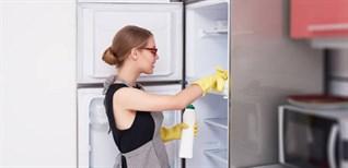 Cách vệ sinh và bảo dưỡng tủ lạnh cực đơn giản tại nhà cực đơn giản