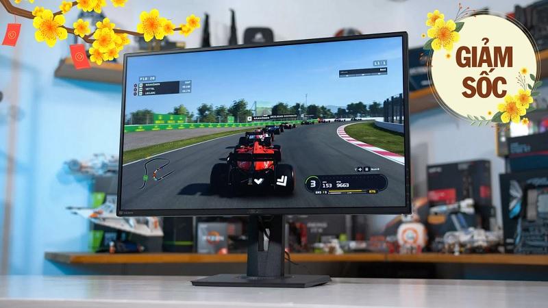Hàng loạt màn hình LCD Gaming có tần số quét siêu mượt lên đến 280Hz đang giảm giá sốc