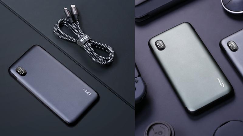 Xiaomi ra mắt pin dự phòng IDMIX P10 Pro 10.000mAh hỗ trợ cổng Lightning, có thể sạc iPhone 12 lên đến 50% pin chỉ trong 30 phút