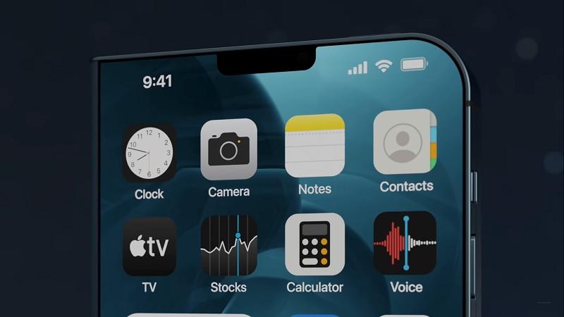 iPhone màn hình gập có thể ra mắt vào năm 2022, thay thế iPad mini