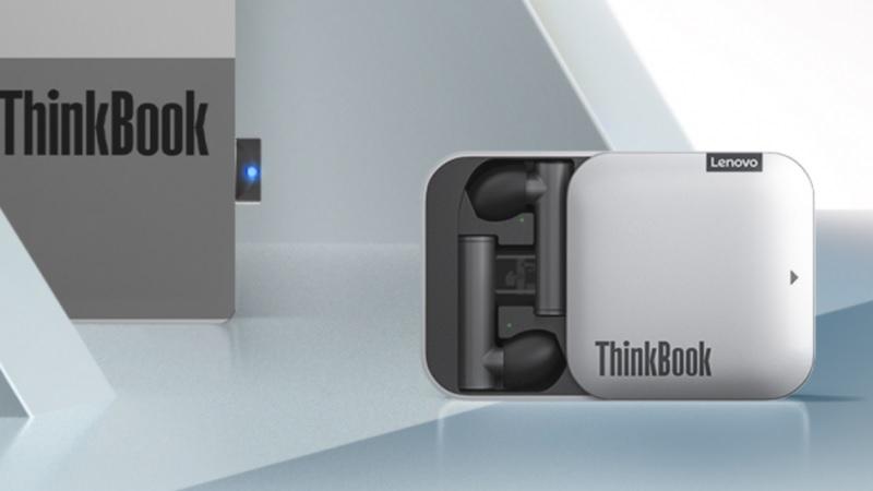 Lenovo ra mắt tai nghe ThinkBook Pods Pro