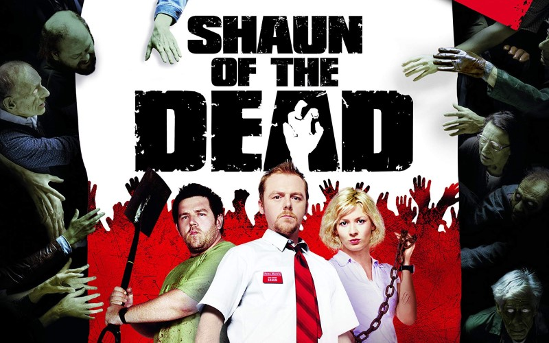 Shaun of the dead (Giữa bầy xác sống)