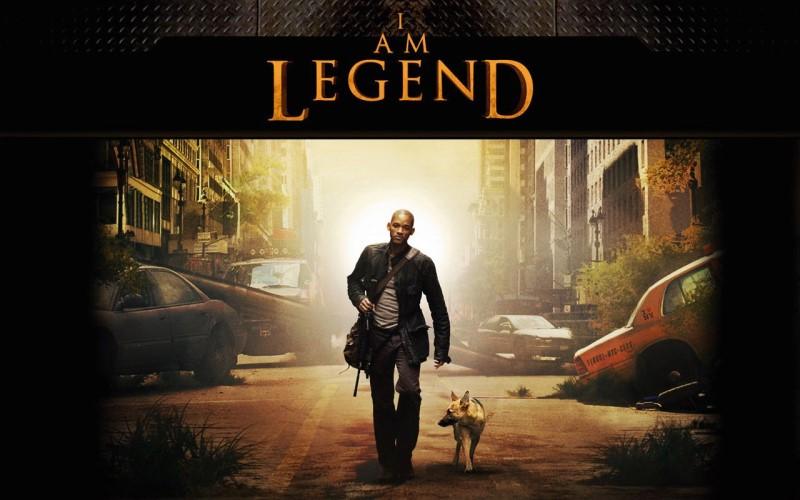 I am legend - Tôi là huyền thoại