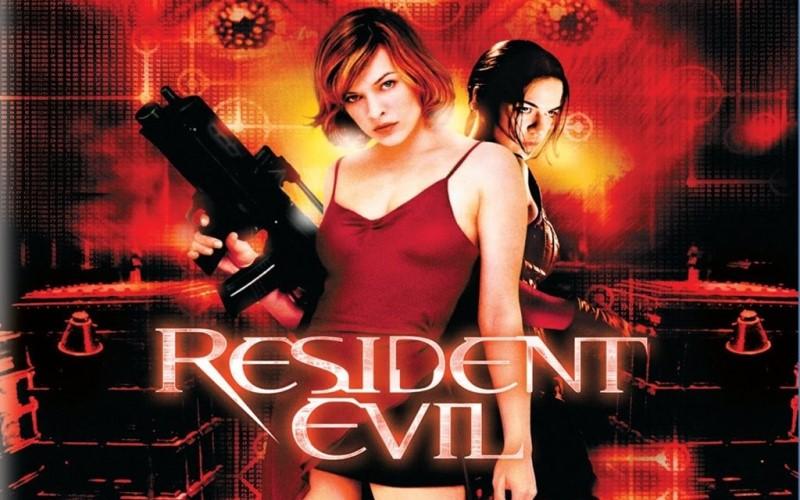 Resident evil - Vùng đất quỷ dữ