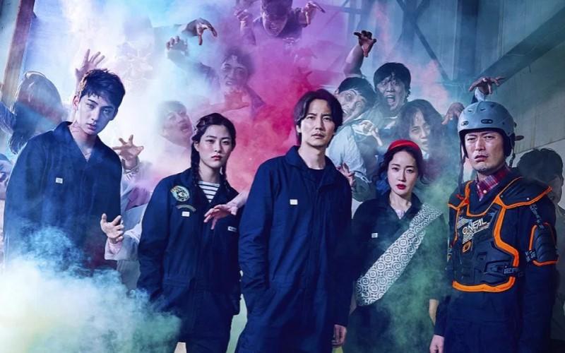 The Odd family: Zombie on sale (Zombie đại hạ giá)