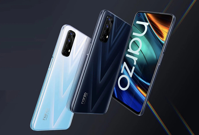 Currently, the device has been launched in the Indian market with 6 GB + 64 GB version is 16,999 INR (about 5.4 million VND), while the 8 GB + 128 GB version is 19,999 INR (about 6.36 million VND).