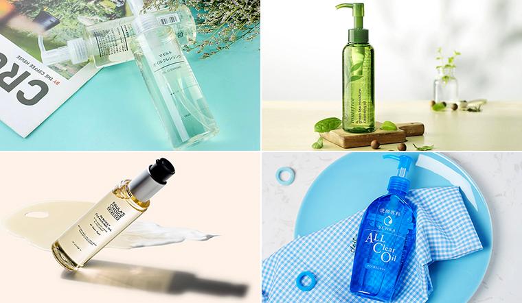 10 loại dầu tẩy trang siêu hiệu quả, an toàn cho da được yêu thích nhất hiện nay