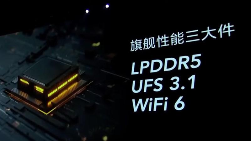 Redmi K40 được trang bị cả công nghệ WiFi 6
