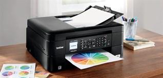 Hướng dẫn cách khắc phục các lỗi thường gặp trên máy in phun màu Brother