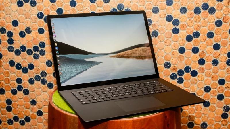 Surface Laptop 4 dùng bộ xử lý AMD Ryzen 5 lộ điểm hiệu năng trên Geekbench không thua gì phiên bản dùng chip Intel
