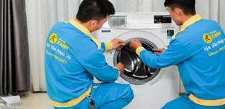 Các dấu hiệu chứng tỏ máy giặt của bạn cần được bảo dưỡng, vệ sinh