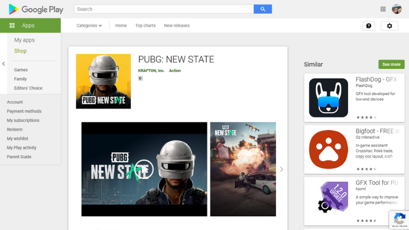 Currently, PUBG: New State has not opened registration in Vietnam.