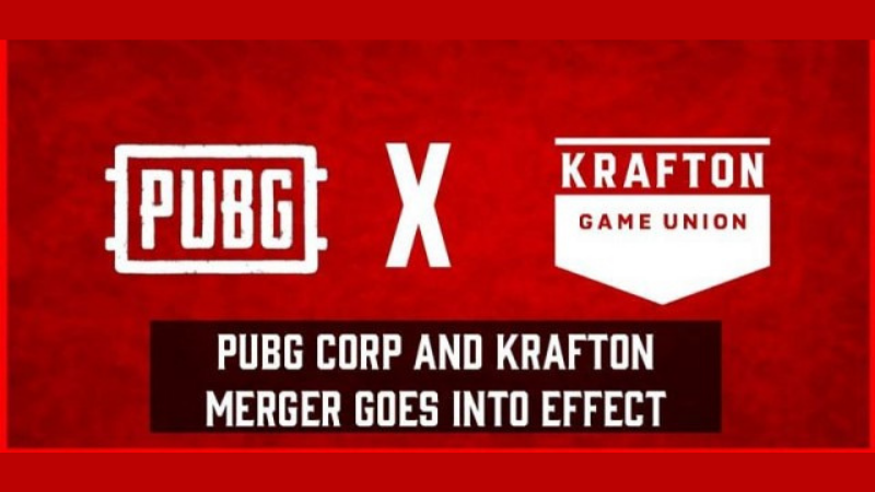 KRAFTON and PUBG Corporation merged to become a game studio called PUBG Studio.  (Source: PUBG).