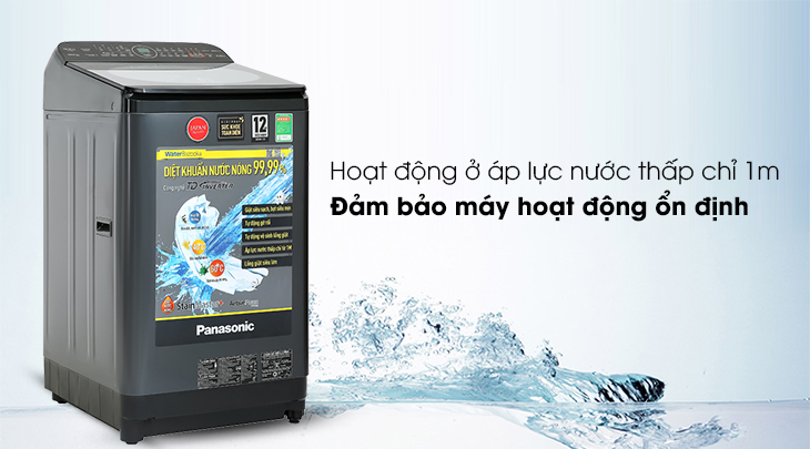 Lý do chọn mua máy giặt FD95V1 của Panasonic