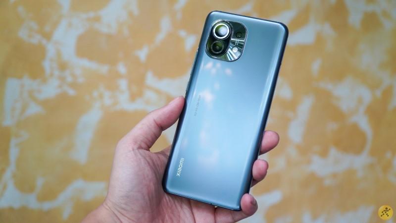 Xiaomi Mi 11 5G chính thức mở bán: Bảo hành 24 tháng, kèm trả góp 0%