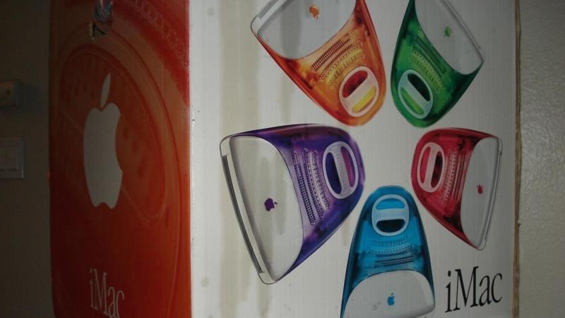 Màu sắc mới của iMac 2021 gợi nhớ về các phiên bản màu của những chiếc iMac đời đầu