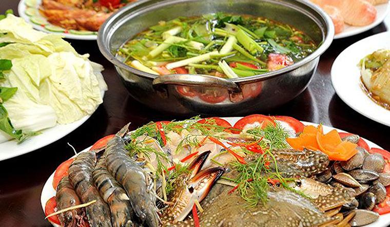Tổng hợp 3 cách nấu lẩu hải sản thơm ngon tại nhà