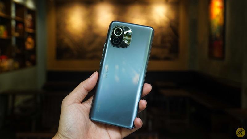 Xiaomi Mi 11 5G ra mắt tại Việt Nam