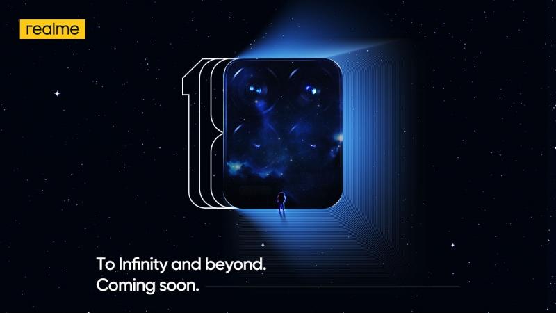 Realme 8 series sắp ra mắt sẽ được trang bị camera 108MP