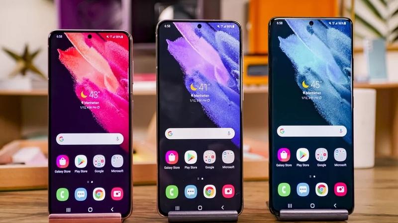 Thiết kế thời thượng, cấu hình mạnh mẽ và những lý do khiến cho các smartphone của dòng Galaxy S21 thu hút người mua