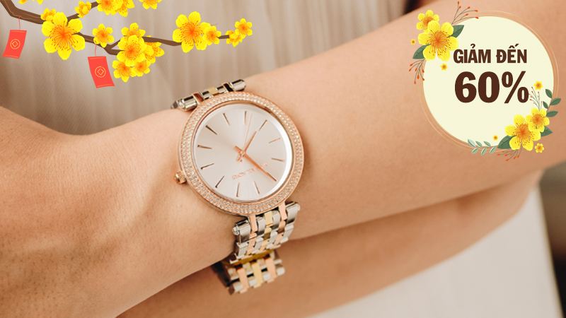 đồng hồ giảm giá