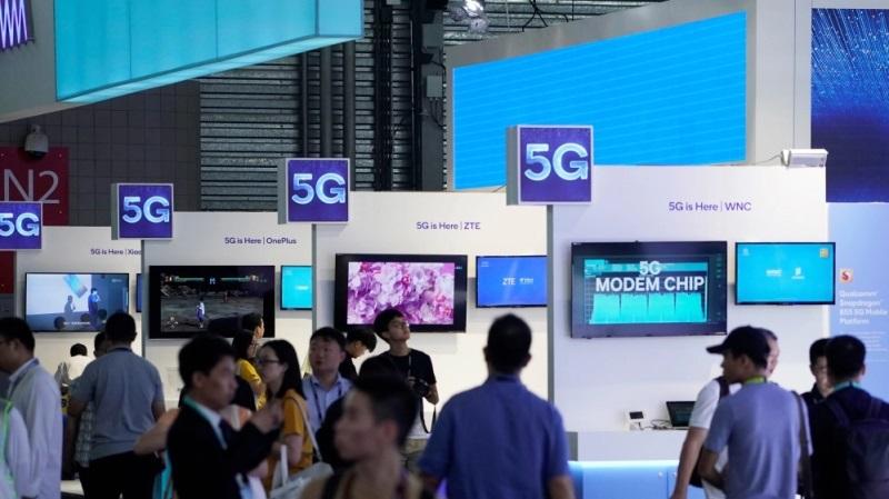 5G giúp tăng số lượng kết nối trong 1 phạm vi nhỏ ấn tượng hơn so với 4G
