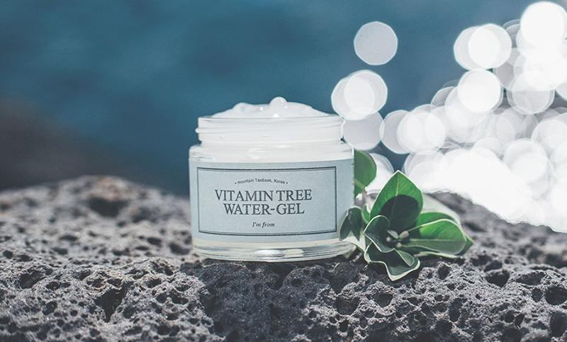 Gel dưỡng ẩm I'm From Vitamin Tree Water Gel
