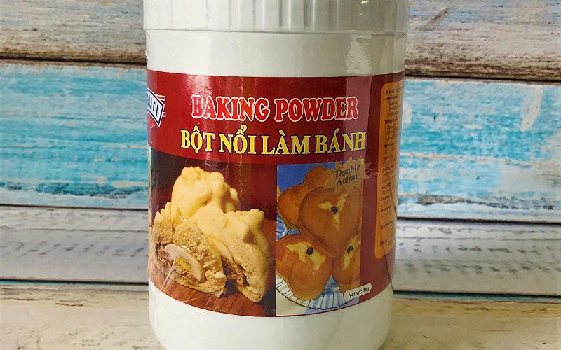 Baking powder là gì? Công dụng của baking powder
