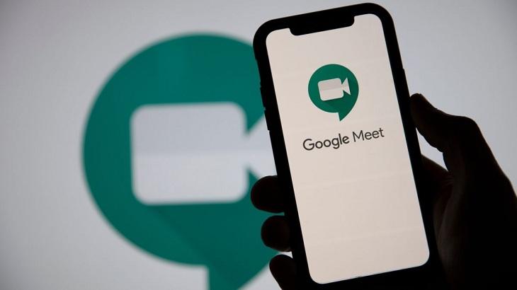 Cài đặt Google Meet trên điện thoại