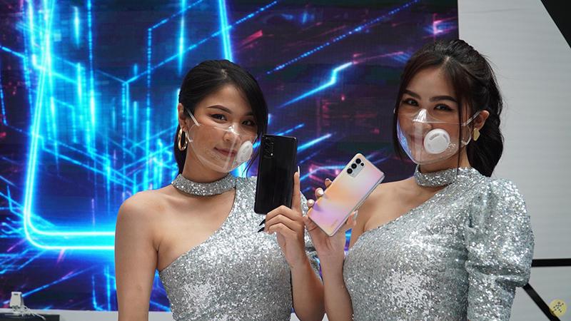 OPPO Reno5 5G ra mắt tại Việt Nam