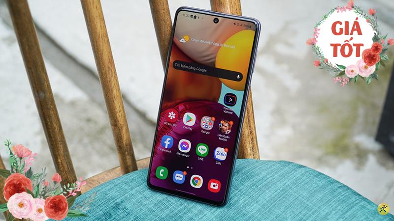Ưu đãi hiếm có: Galaxy M51 với pin khủng 7.000 mAh giảm giá tiền triệu