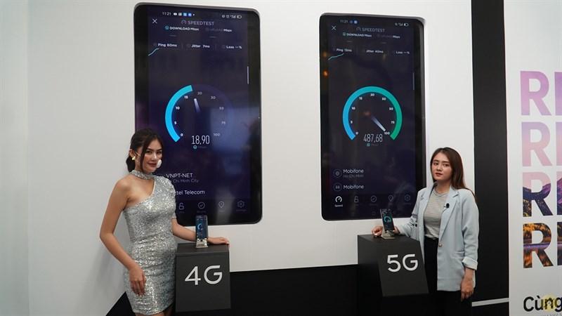 So sánh 5G và 4G trên OPPO Reno5 5G và OPPO Find X2