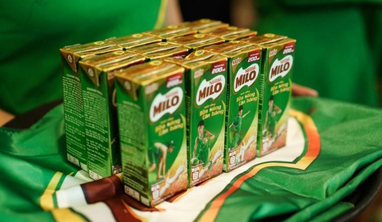 Tổng hợp các loại sữa Milo, thành phần, công dụng từng loại và các câu hỏi thường gặp