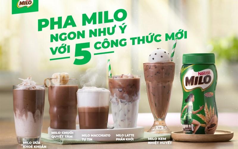 Mua sữa milo ở đâu? Giá thành như thế nào?